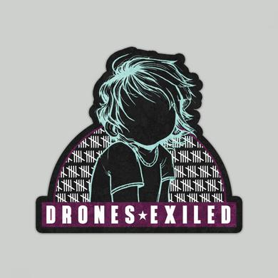 The Drones Pin Badge