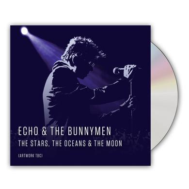 Echo & the Bunnymen The Stars, The Oceans & The Moon CD Album (Signed) CD