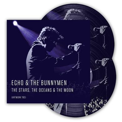 Echo & the Bunnymen The Stars, The Oceans & The Moon Double Heavyweight Gatefold Picture Disc Vinyl (Ltd Edition, Signed, Exclusive) Double Heavyweight LP