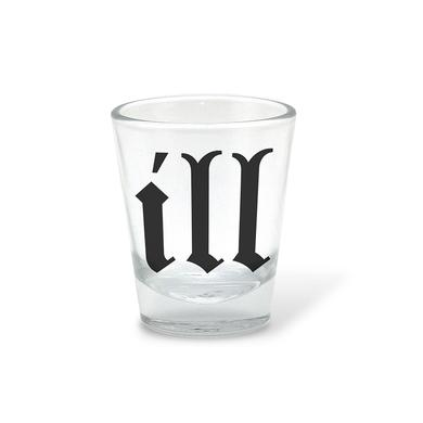 Nas ill 2oz Shot Glass