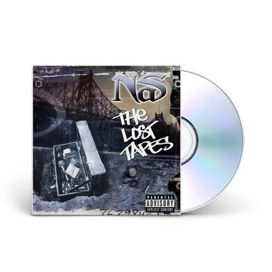Nas: The Lost Tapes CD