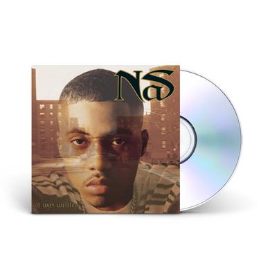 Nas: It Was Written CD