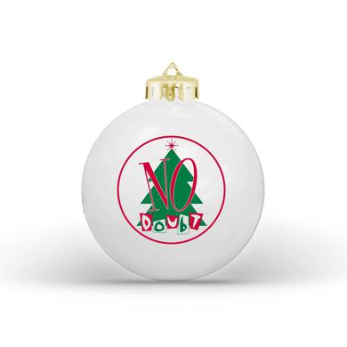 No Doubt ND Holiday '17 Ornament