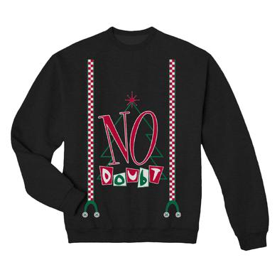 No Doubt Ugly Sweater Crewneck Holiday '17