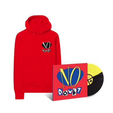 No Doubt Unsigned LP + Hoodie Bundle