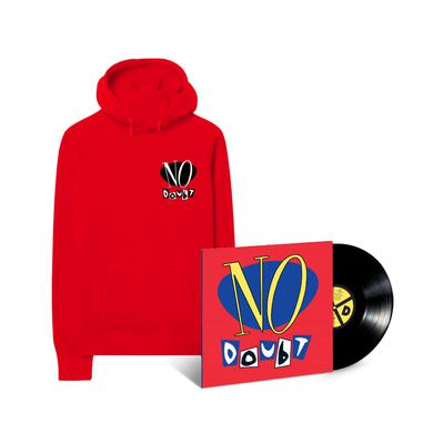 No Doubt Black LP + Hoodie Bundle