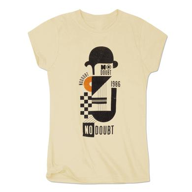 No Doubt Modern Movement Junior's T-Shirt