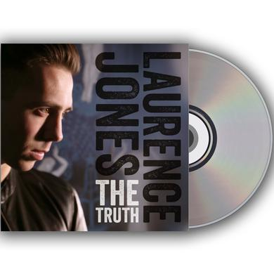 Laurence Jones The Truth CD (Signed) CD