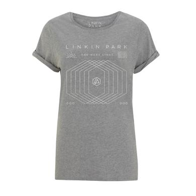 Linkin Park OML Hex Rolled Cuff Tee
