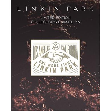Linkin Park Light In Your Hands VIP Enamel Pin