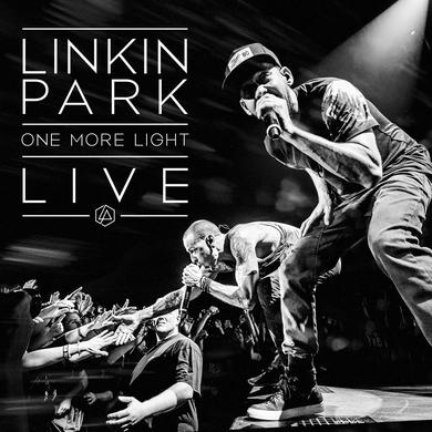 Linkin Park One More Light Live CD
