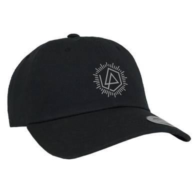 Linkin Park Hex Rays  Dad Hat - Black