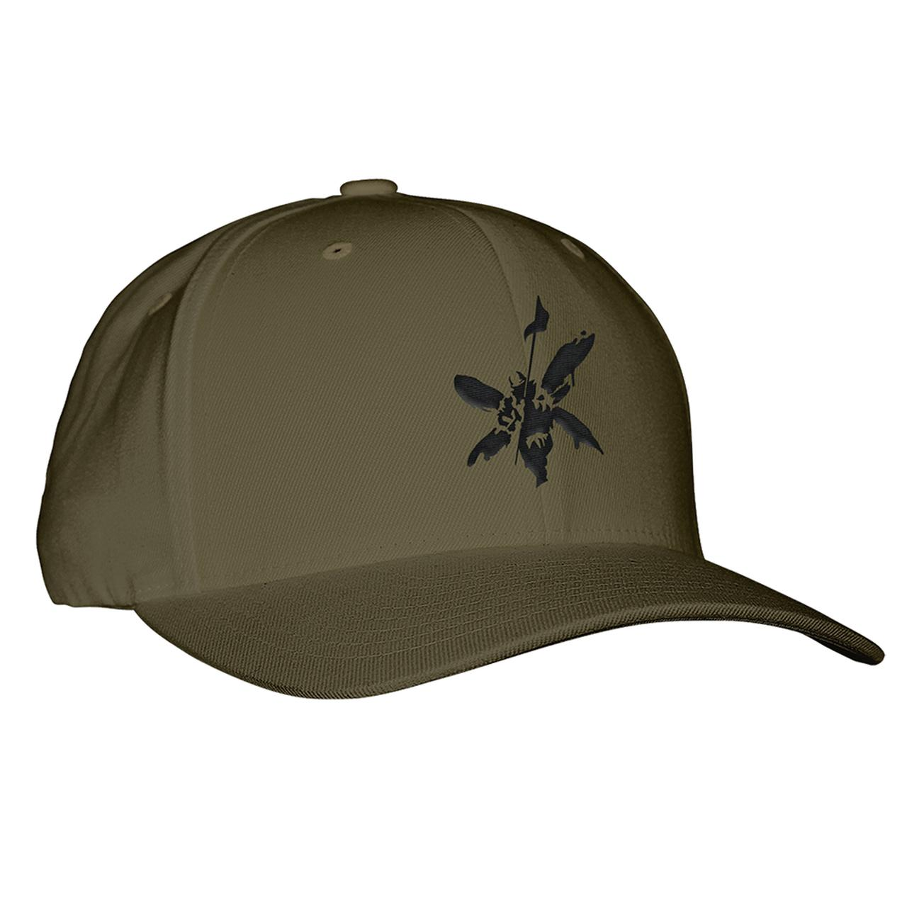 Linkin Park. Street Soldier Military Green Dad Hat e7038ed46e0