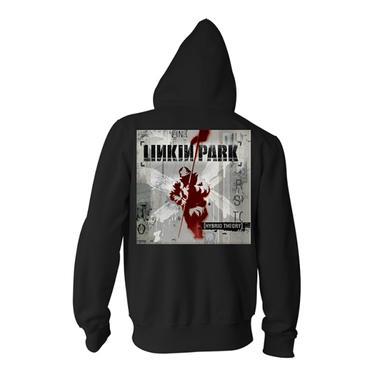 Linkin Park Hybrid Theory Cover Zip Hoodie
