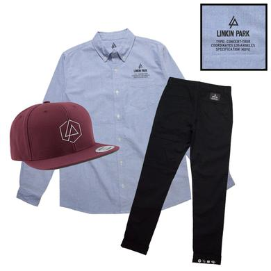 Linkin Park Oxford Chino Collection