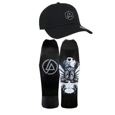Linkin Park Free Hat w/ Purchase of A Thousand Suns Skateboard