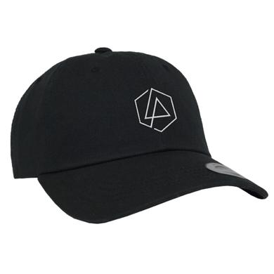 Linkin Park LP Hex Dad Hat-Black