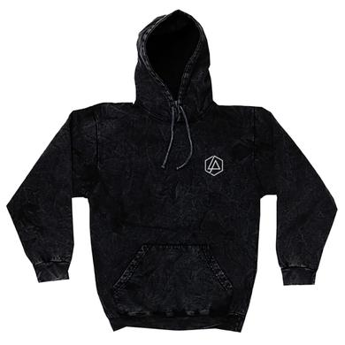 Linkin Park Heavy Totem Pullover Hoodie - Mineral Wash