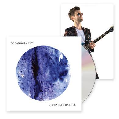 Charlie Barnes Oceanography CD Album CD