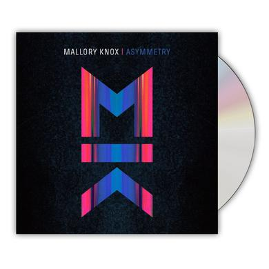 Mallory Knox Asymmetry CD Album CD