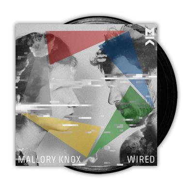 Mallory Knox Wired Vinyl LP LP