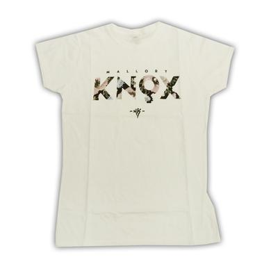 Mallory Knox Ladies Flower T-Shirt