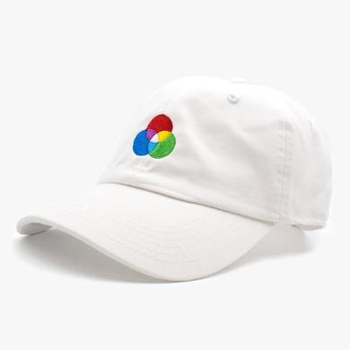 AnjunaBeats Common Ground Dad Hat / White