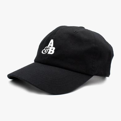 AnjunaBeats A&B Dad Hat / Black