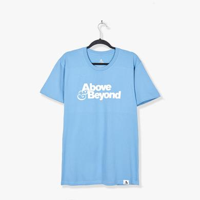 Above & Beyond Tee / Light Blue