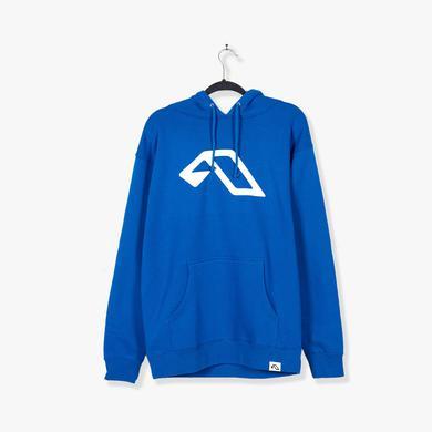 Anjunabeats A Premium Hoodie / Royal Blue