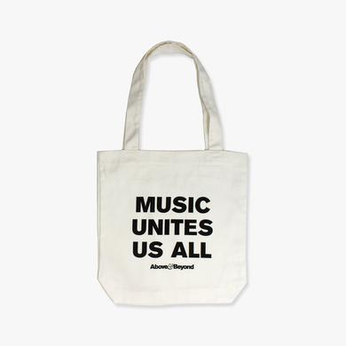 Above & Beyond Music Unites Us All Tote Bag