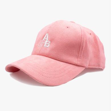 Above & Beyond A&B Dad Hat / Suede Pink