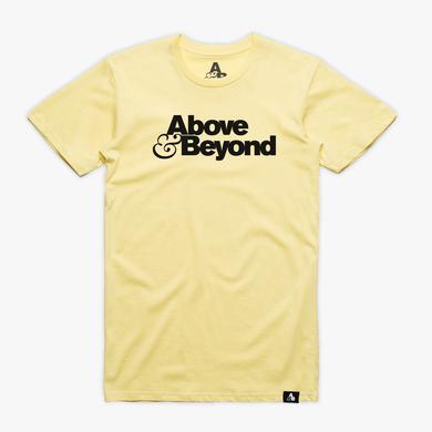 AnjunaBeats Above & Beyond Tee / Lemon