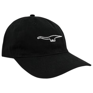 Black Diplodocus Dad Hat