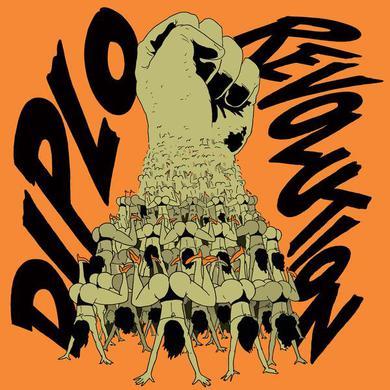 Diplo Revolution CD