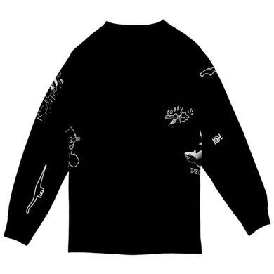 Diplos Tattoos Long Sleeve Shirt