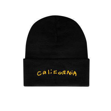 Diplo California Black Beanie