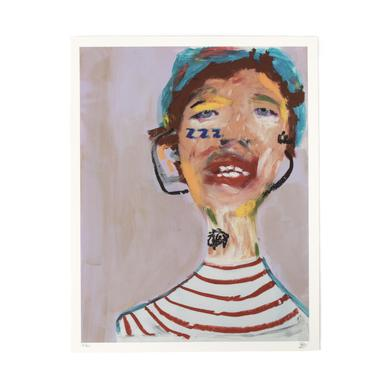 Diplo Lil' Xan Art Print