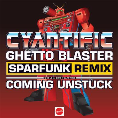 Cyantific Ghetto Blaster (Sparfunk Remix)