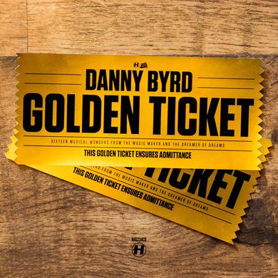 Danny Byrd Golden Ticket