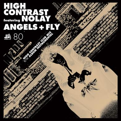 High Contrast Angels + Fly