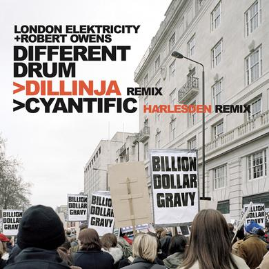 London Elektricity Different Drum (Remixes 1)