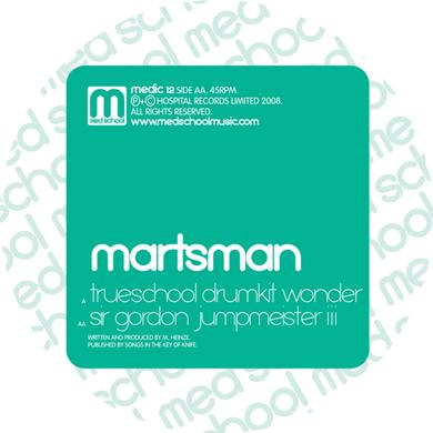Martsman Trueschool Drumkit Wonder