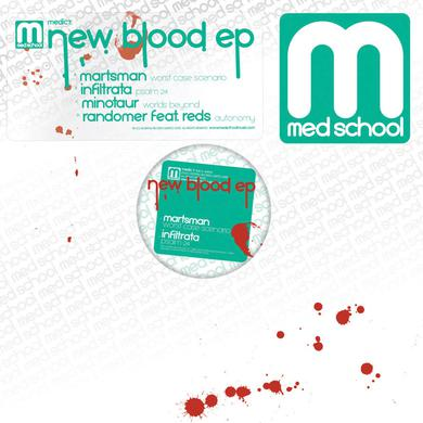 Various Artists New Blood EP