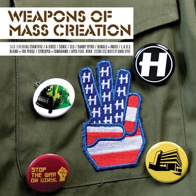 Various Artists Weapons Of Mass Creation 3