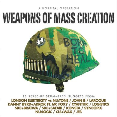 Various Artists Weapons of Mass Creation