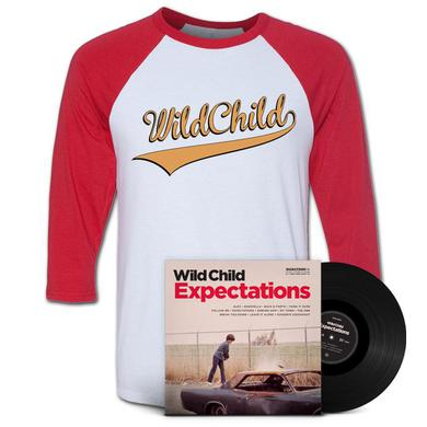 Wild Child Expectations (Vinyl & Shirt Bundle)