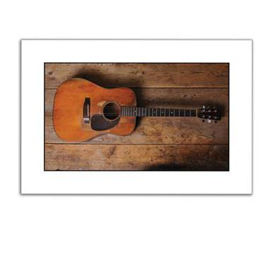 Guy Clark LIMITED EDITION PRINT (NON-AUTOGRAPHED)