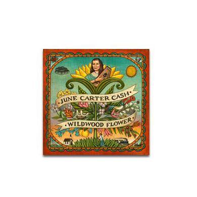 June Carter Cash - Wildwood Flower (CD)