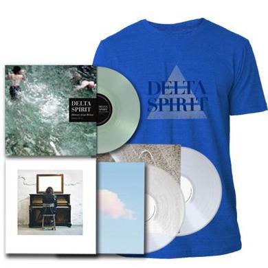 Delta Spirit History From Below Ultimate Bundle - Into The Wide Shirt